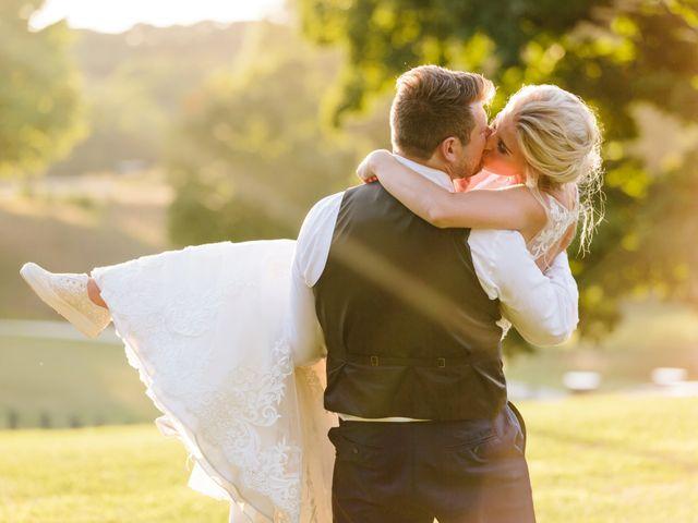 Kyle and Ellen's Wedding in Holland, Michigan 7