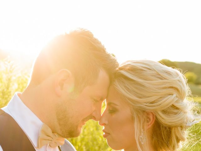 Kyle and Ellen's Wedding in Holland, Michigan 9
