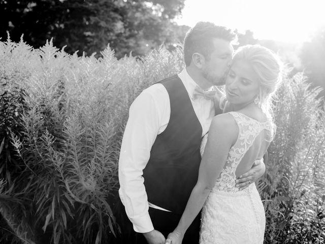 Kyle and Ellen's Wedding in Holland, Michigan 11