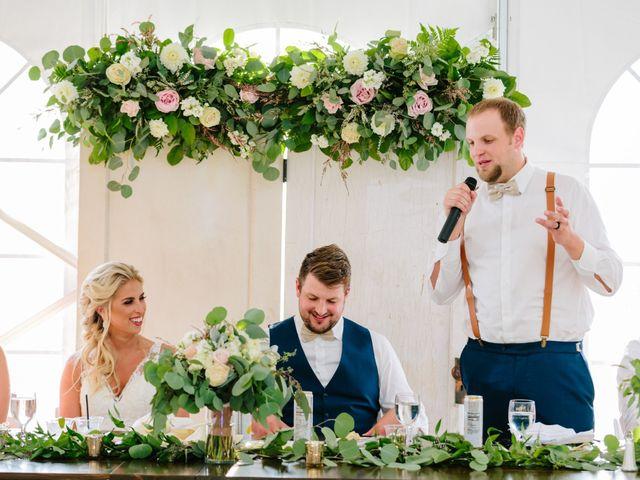 Kyle and Ellen's Wedding in Holland, Michigan 14