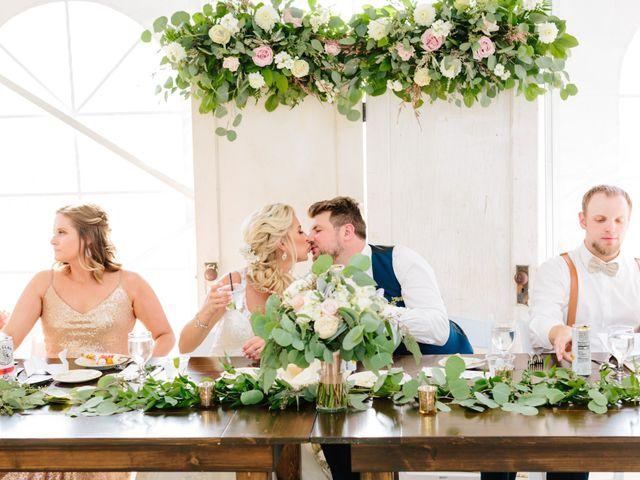 Kyle and Ellen's Wedding in Holland, Michigan 15