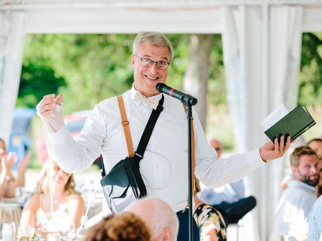 Kyle and Ellen's Wedding in Holland, Michigan 16