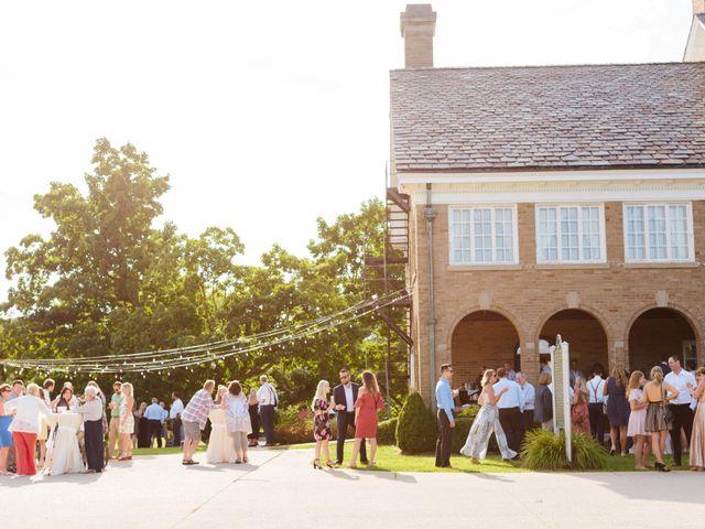 Kyle and Ellen's Wedding in Holland, Michigan 19