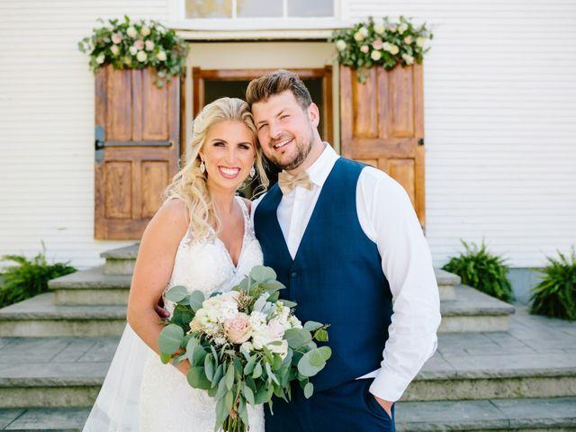Kyle and Ellen's Wedding in Holland, Michigan 21