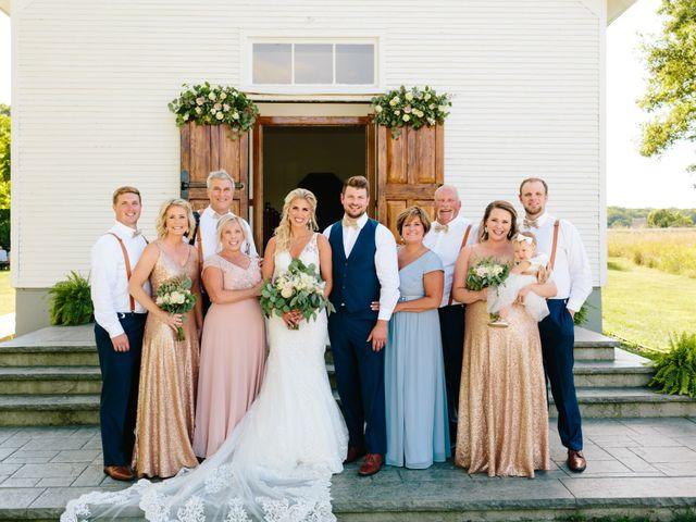 Kyle and Ellen's Wedding in Holland, Michigan 24