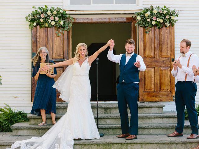 Kyle and Ellen's Wedding in Holland, Michigan 25