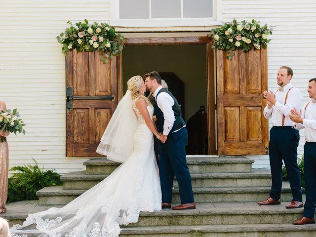 Kyle and Ellen's Wedding in Holland, Michigan 26