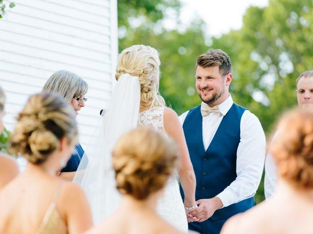 Kyle and Ellen's Wedding in Holland, Michigan 31