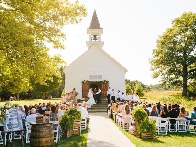 Kyle and Ellen's Wedding in Holland, Michigan 32