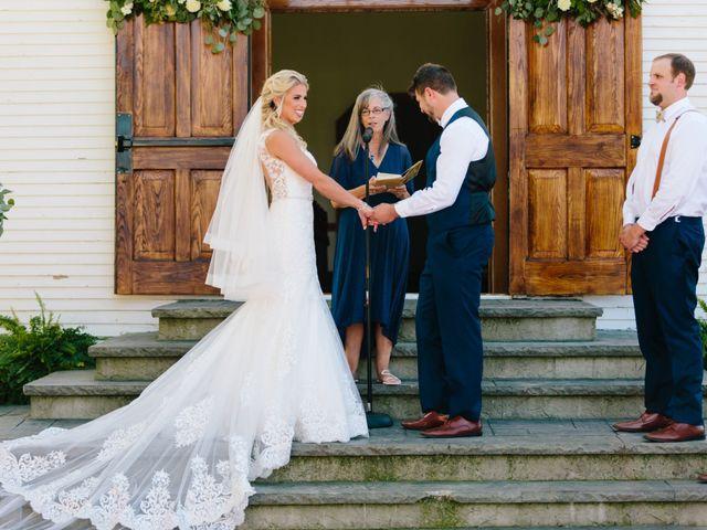 Kyle and Ellen's Wedding in Holland, Michigan 33