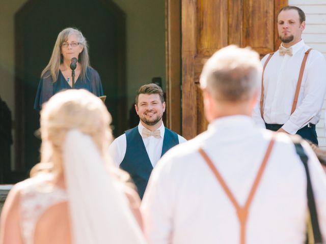Kyle and Ellen's Wedding in Holland, Michigan 34