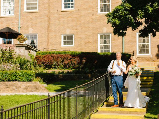 Kyle and Ellen's Wedding in Holland, Michigan 36