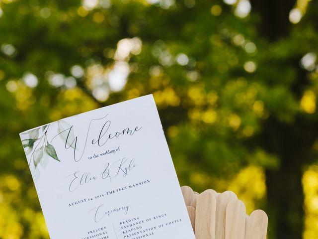 Kyle and Ellen's Wedding in Holland, Michigan 38