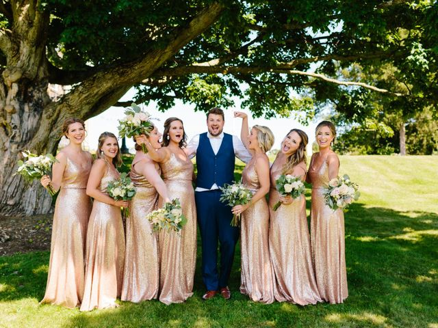 Kyle and Ellen's Wedding in Holland, Michigan 39