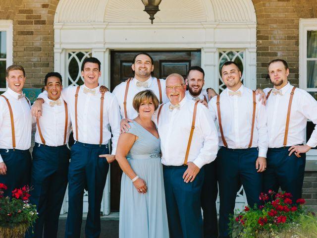 Kyle and Ellen's Wedding in Holland, Michigan 43