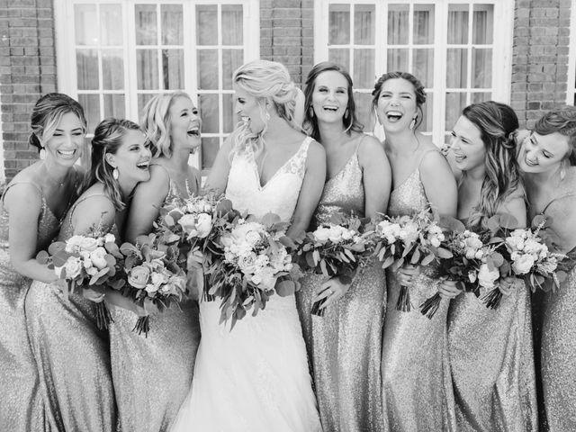 Kyle and Ellen's Wedding in Holland, Michigan 45
