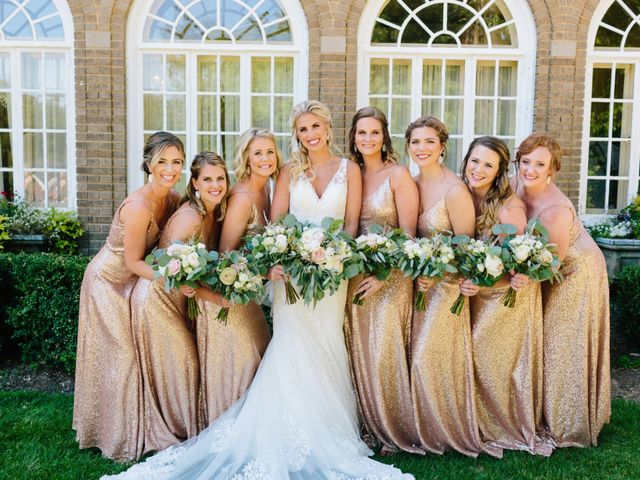 Kyle and Ellen's Wedding in Holland, Michigan 46