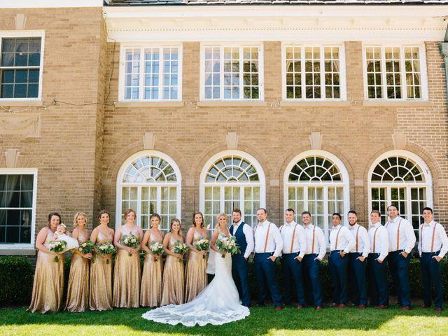Kyle and Ellen's Wedding in Holland, Michigan 51