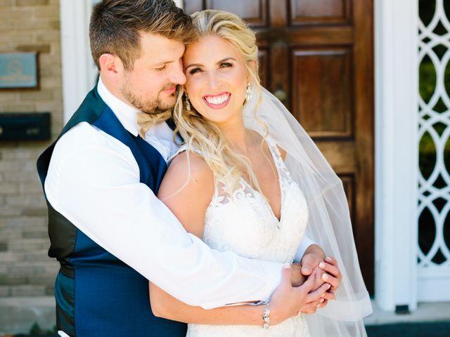 Kyle and Ellen's Wedding in Holland, Michigan 52