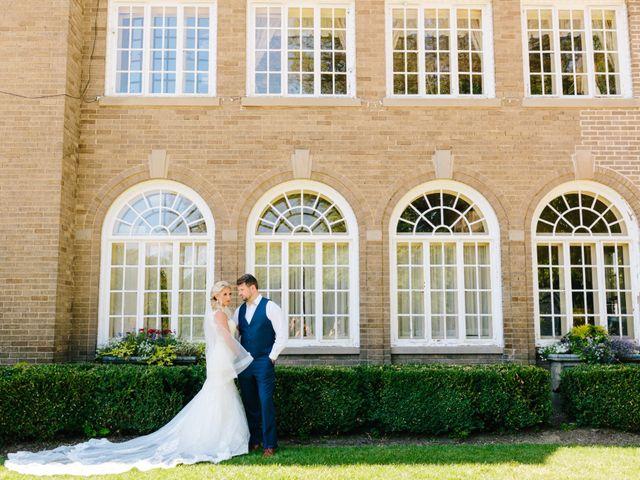 Kyle and Ellen's Wedding in Holland, Michigan 54