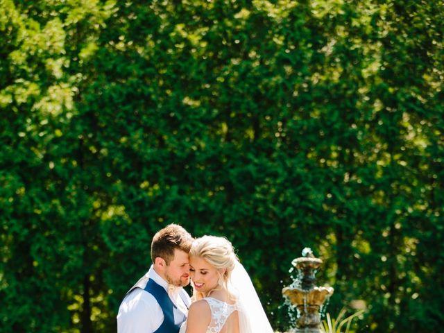 Kyle and Ellen's Wedding in Holland, Michigan 56