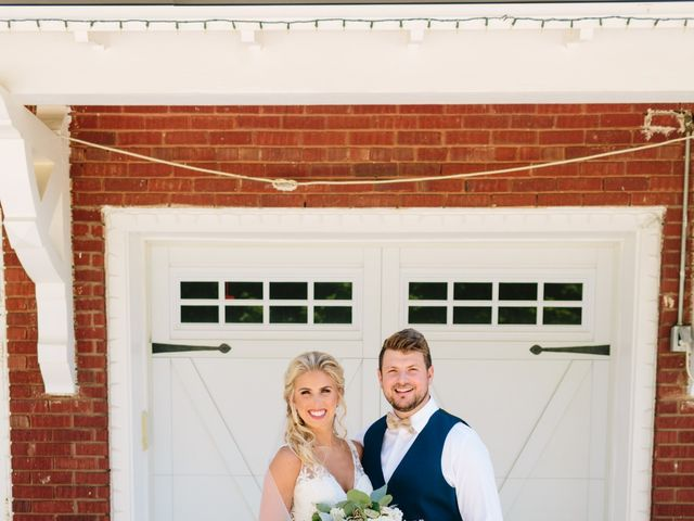 Kyle and Ellen's Wedding in Holland, Michigan 63