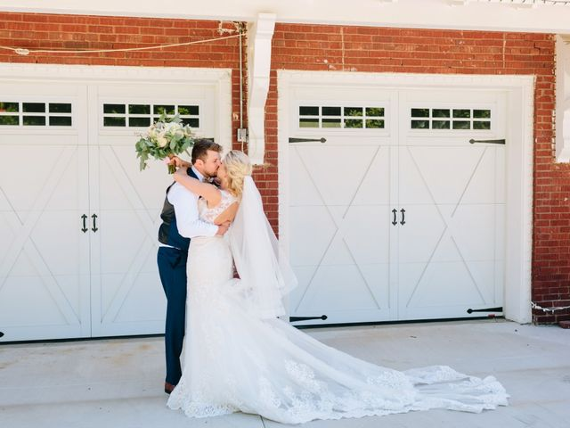 Kyle and Ellen's Wedding in Holland, Michigan 64