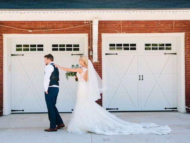 Kyle and Ellen's Wedding in Holland, Michigan 65