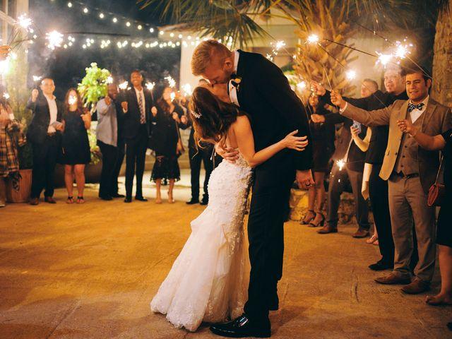 Brittany and Alex's Wedding in Austin, Texas 2