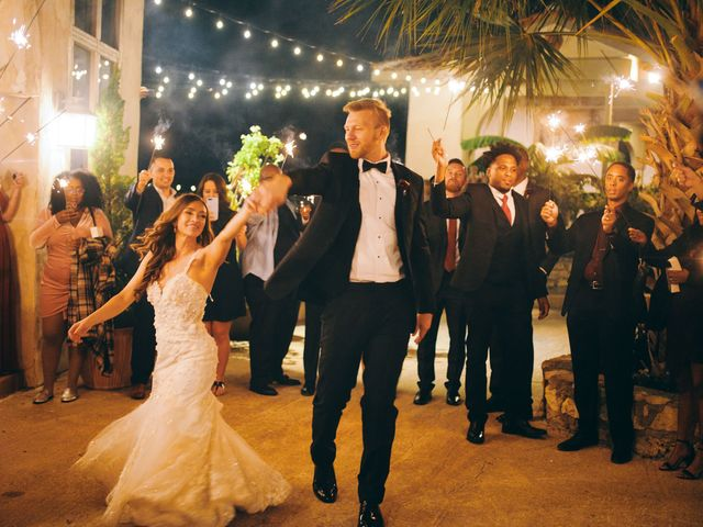 Brittany and Alex's Wedding in Austin, Texas 3