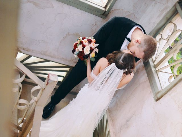 Brittany and Alex's Wedding in Austin, Texas 15