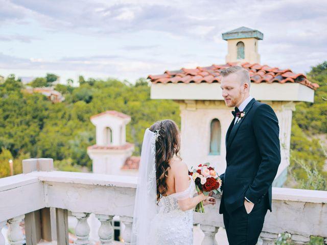 Brittany and Alex's Wedding in Austin, Texas 16