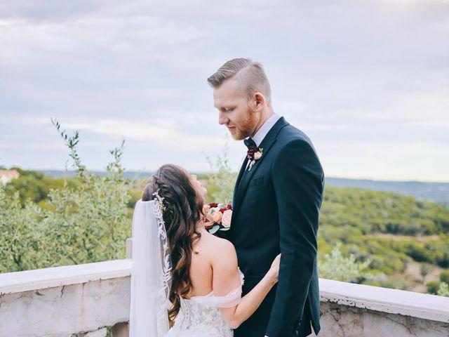 Brittany and Alex's Wedding in Austin, Texas 17