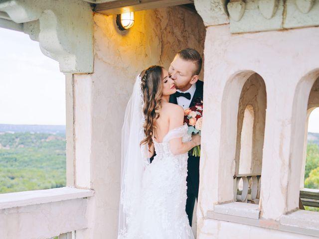 Brittany and Alex's Wedding in Austin, Texas 18