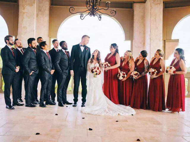 Brittany and Alex's Wedding in Austin, Texas 20