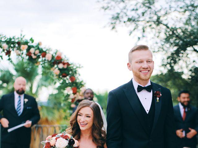 Brittany and Alex's Wedding in Austin, Texas 28