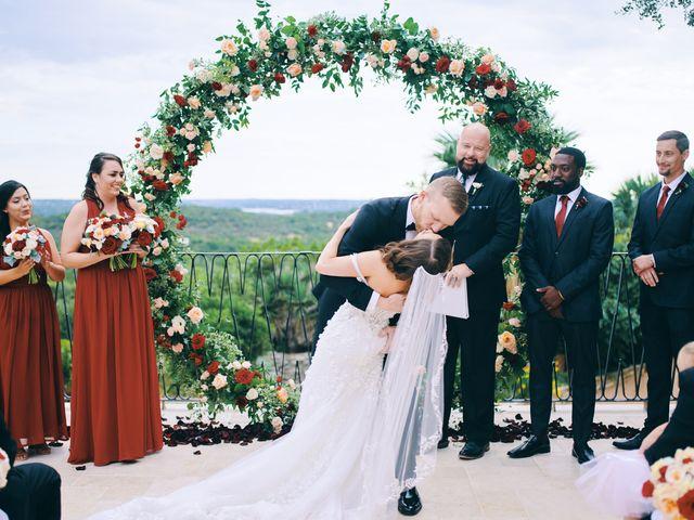 Brittany and Alex's Wedding in Austin, Texas 29