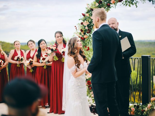 Brittany and Alex's Wedding in Austin, Texas 30