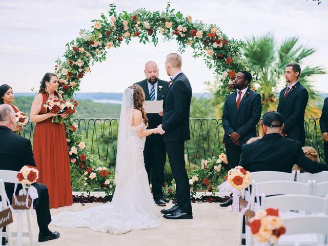 Brittany and Alex's Wedding in Austin, Texas 31