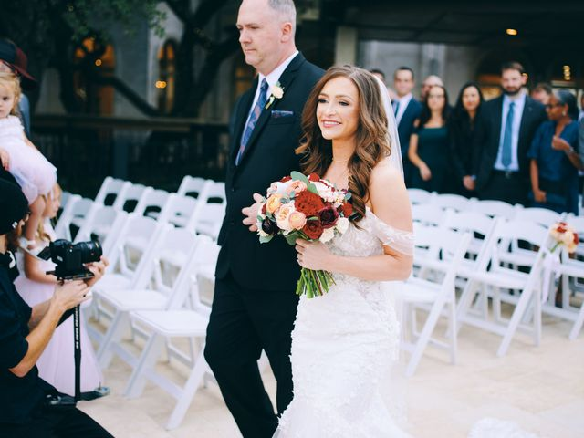 Brittany and Alex's Wedding in Austin, Texas 32