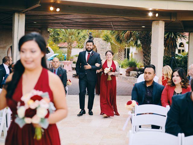 Brittany and Alex's Wedding in Austin, Texas 37