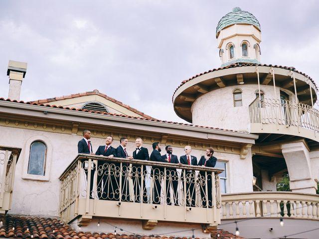 Brittany and Alex's Wedding in Austin, Texas 40