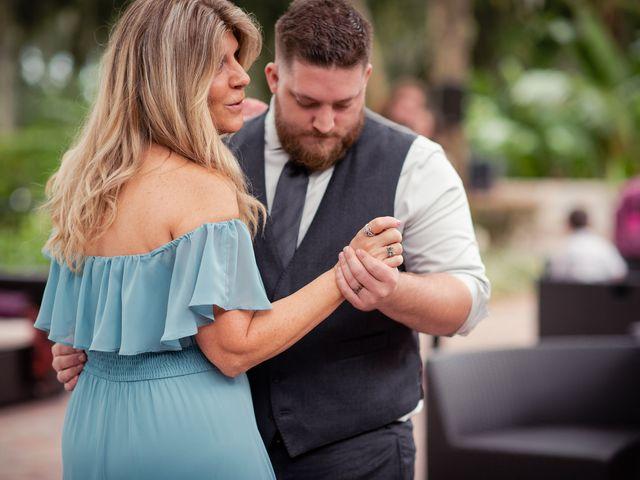 Haley and Alex's Wedding in Auburndale, Florida 3