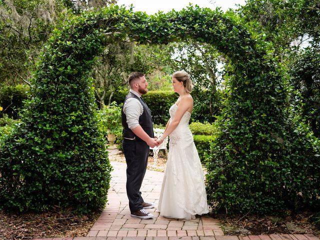 Haley and Alex's Wedding in Auburndale, Florida 5