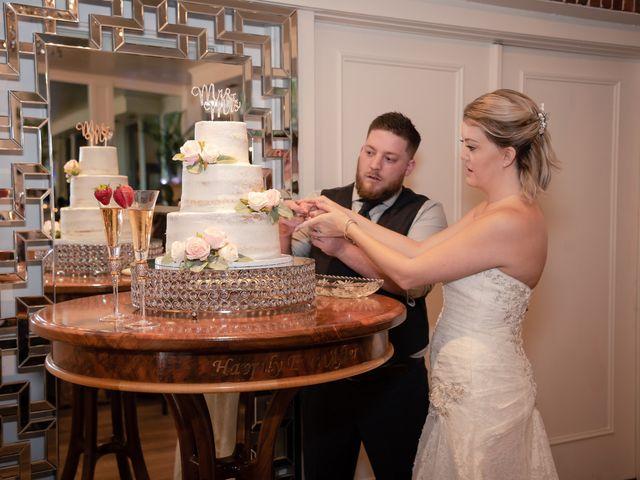 Haley and Alex's Wedding in Auburndale, Florida 6