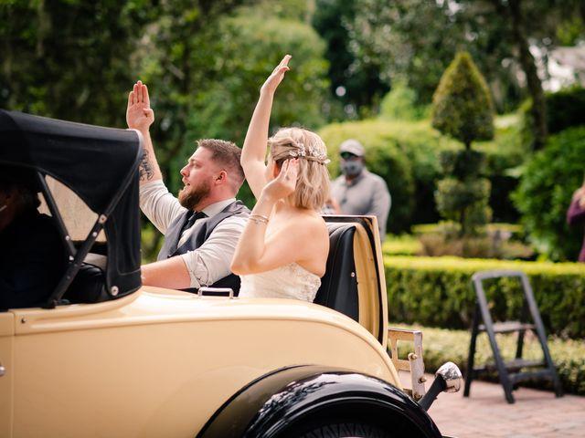 Haley and Alex's Wedding in Auburndale, Florida 9