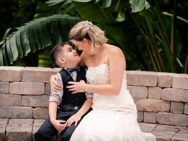 Haley and Alex's Wedding in Auburndale, Florida 10