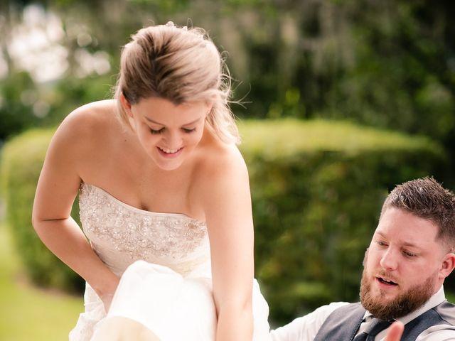 Haley and Alex's Wedding in Auburndale, Florida 12