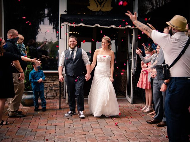 Haley and Alex's Wedding in Auburndale, Florida 13