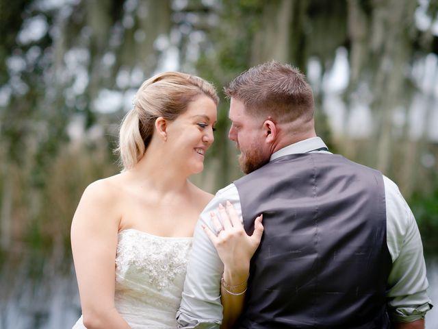 Haley and Alex's Wedding in Auburndale, Florida 16